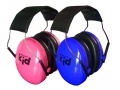 Noise cancelling earmuffs. Great for taking kids to concerts, movies, and monster truck rallies ;)