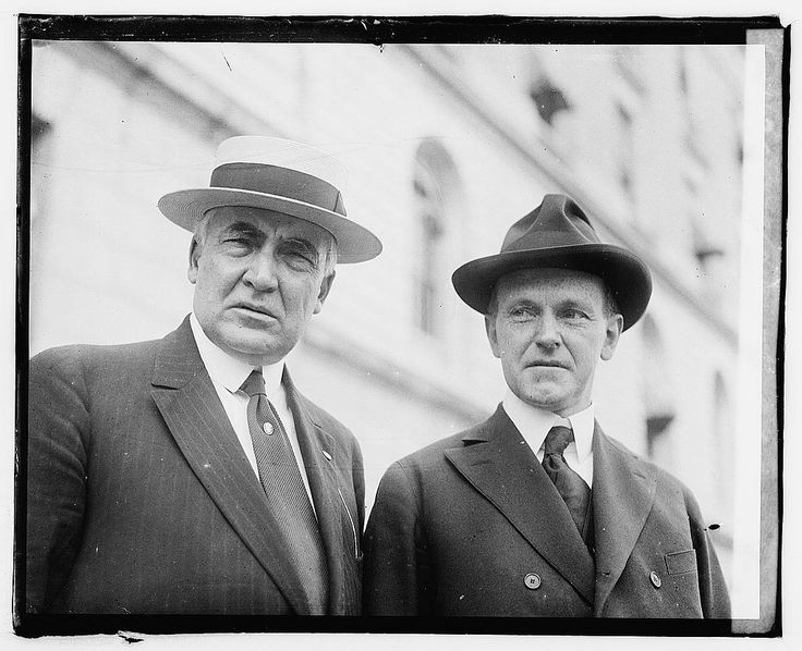 essay on warren g harding Though often seen as one of the worst american presidents, 29th us president  warren g harding's administration had some significant.