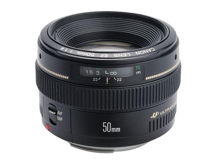 Canon EF 50mm f/1.4 USM __ my favorite lens