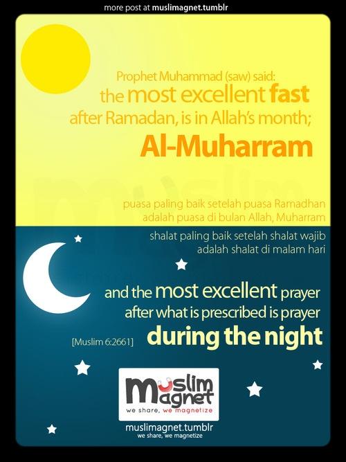 Muharram (Islamic New Year)  #islam #newyear #muslims