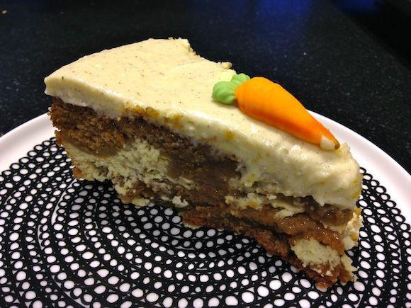 Porkkanajuustokakku |Gurmee.net