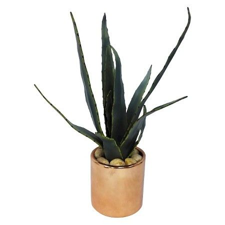 Large Artificial Plant - Copper - Threshold™ : Target great accent piece for any room