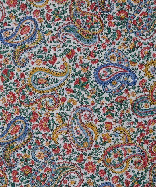 Liberty Art Fabrics Charles A Tana Lawn Cotton