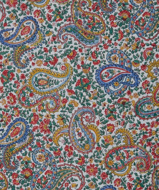 Liberty Art Fabrics Charles A Tana Lawn Cotton