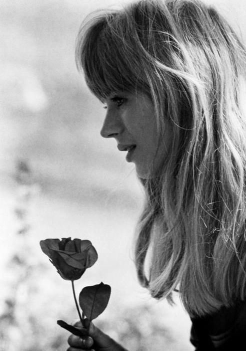Marianne Faithfull #womancan #adelinewoman #adelineloves