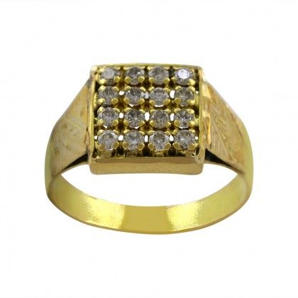 Daithi One Men Diamond Ring
