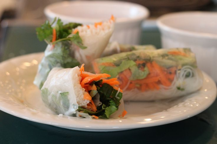 Thai spring roll dipping sauce no cook