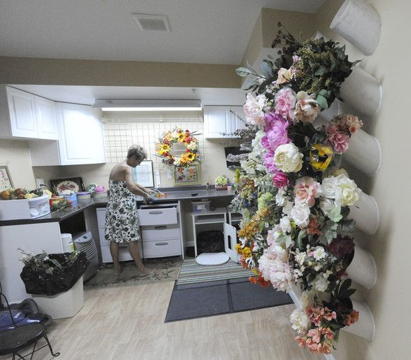 Image Result For Artificial Flower Storage Craft Storage Ideas For Small Spaces Craft Room