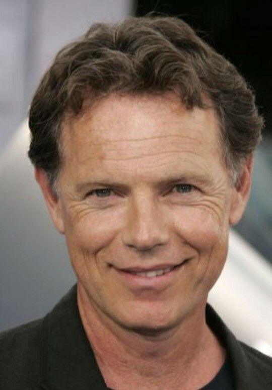 Bruce Greenwood (August 12, 1956) American actor, o.a. known from the movies 'I robot' from 2004, and 'Star Trek' from 2009.