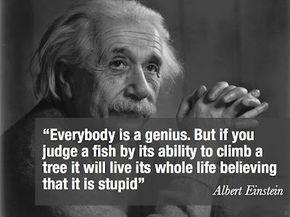 Motivational Quote Image - Albert Einstein