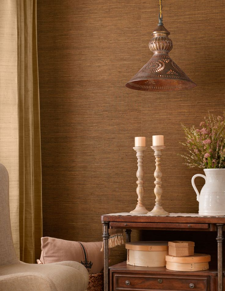 The Rebirth Of Wallcoverings Wl325 Claret A Natural