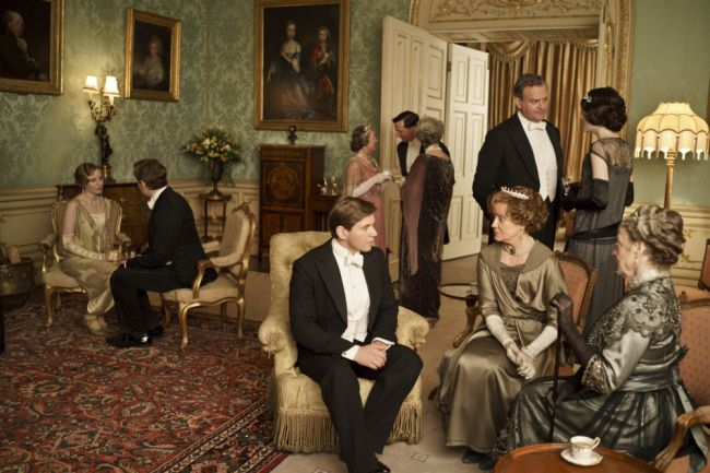 Downton, episode 3 - what you missed - Spoilers.
