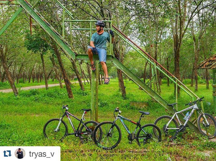 #Repost @tryas_v  Sepeda memperkenalkan aku dengan alam sekitar... @gowes_holic @pacificbikes #bike #Mtb #pacific #tranzline500 #lampungbersepeda #bandarlampung #explorelampung  #lampung #focusonelampung #lampunginsta #lampunginside  #gowesholic #pacificbike #mtbindonesia #sepedalampung #indonesia #24032016 #pacificbikes #pacificbikerider #sepeda #sepedagunung #bersepeda #gowes #hardtail #mountainbike #mtbindonesia #crosscountry