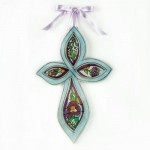 HEAVENLY CROSS SUNCATCHER at just $29.95 only