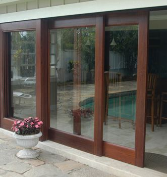 Sliding door with style for the home pinterest for Sliding glass doors 9ft