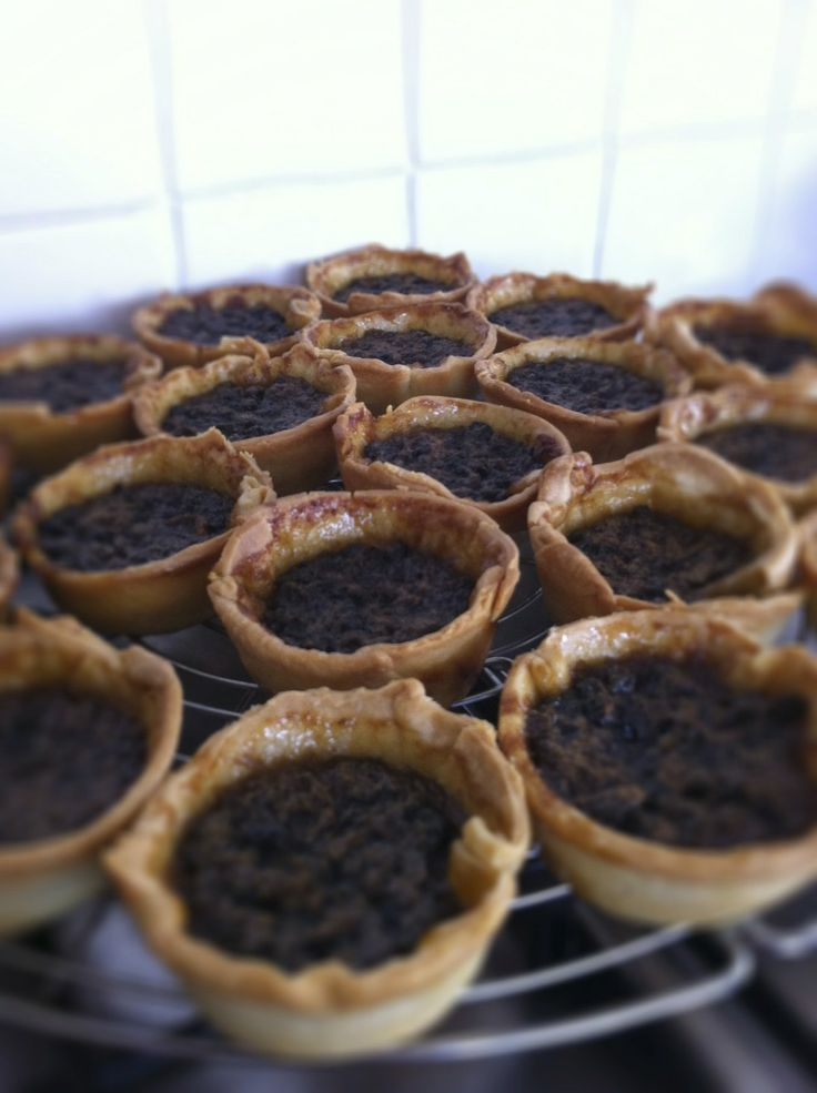 Butter Tarts | Foodie: Your Recipes. Your way.