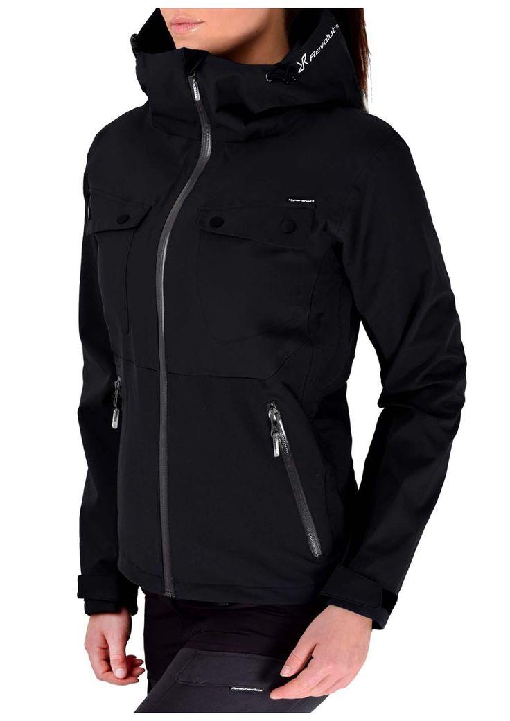 Hyper Jacket, Dam Black Edition