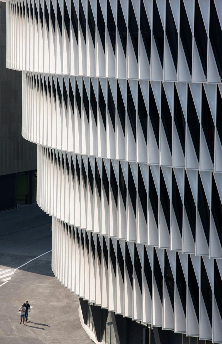 San Mamés Stadium by ACXT Architects.