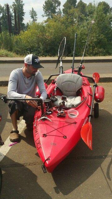 Fishing Kayak Upgrade