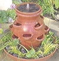 Elegant DIY Garden Fountain DIY Terra Cotta Fountain