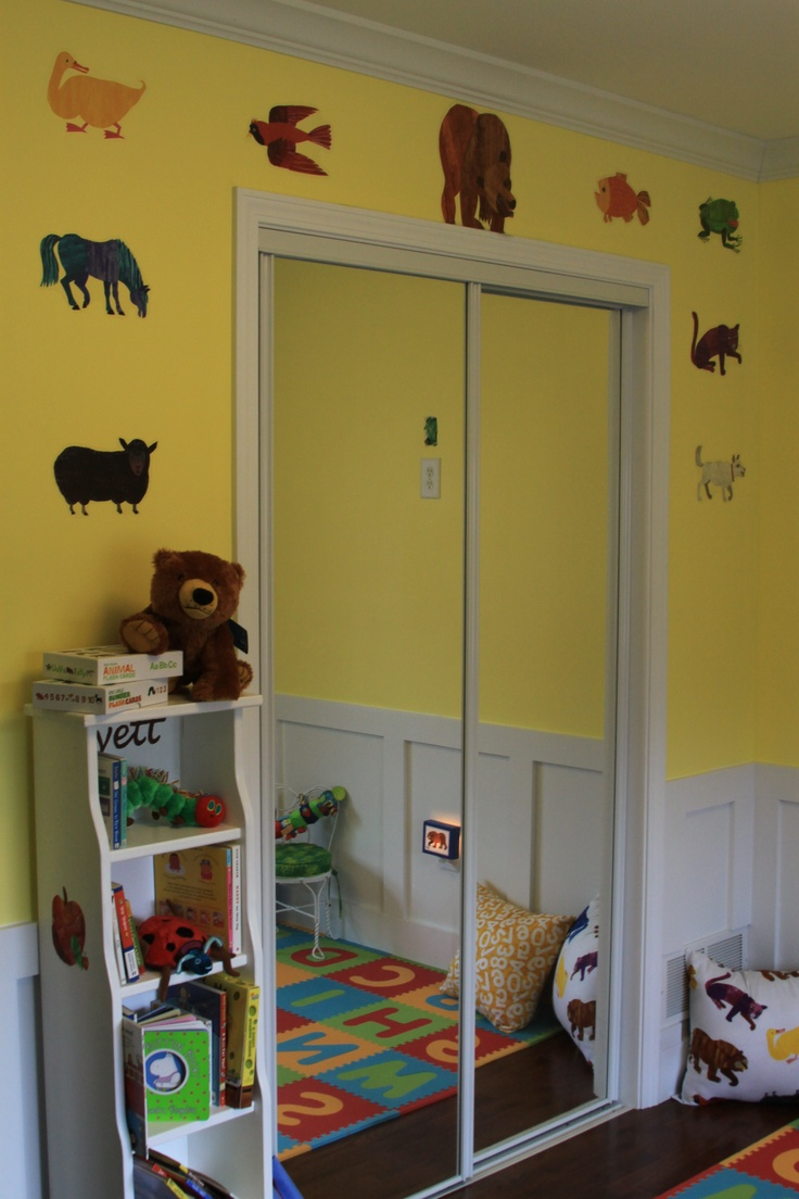 14 best Jackson nursery images on Pinterest | Child room, Hungry ...
