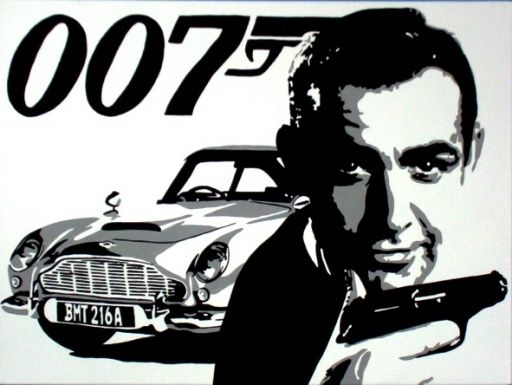 « Il mio nome è Bond... James Bond »