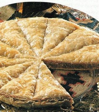 honey baklava will be offered this year at the Minnesota Renaissance Festival - definitely will have to try this!