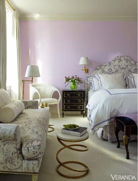purple pastiche Image via: Veranda