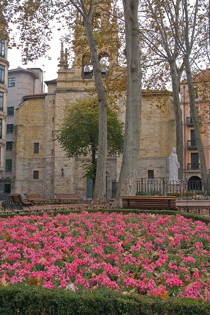 13 best images about jardines floridos on pinterest for Jardines de albia en bilbao