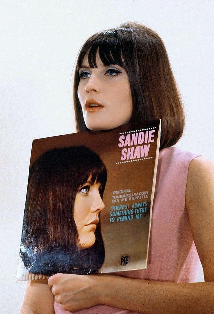 "Sandie Shaw: she had a very sexy girly voice, loved all her early hits, ""Long live Love"", ""Monsieur DuPont"", ""Puppet on a String"""