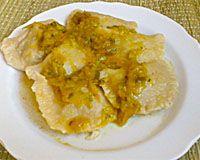 pasteizinhos cozidos de abóbora