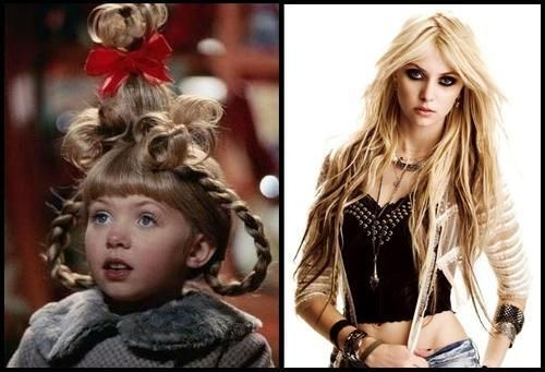 """It's been 12 years. This is Cindy-Lou Who from """"The Grinch"""" now. 