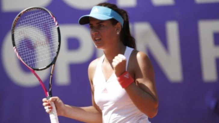 Sorana Cirstea a invins-o pe Na Li la Wimbledon 2012