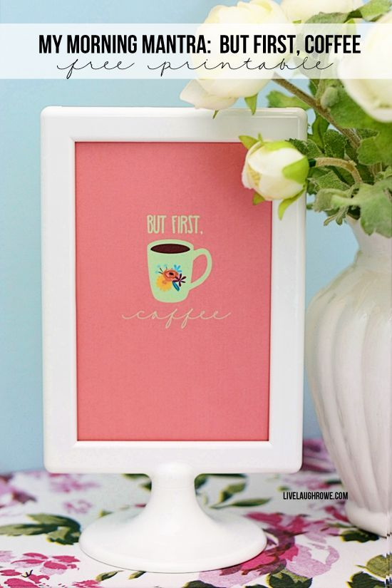 Mantra, Printables and Gratis utskrivbar on Pinterest