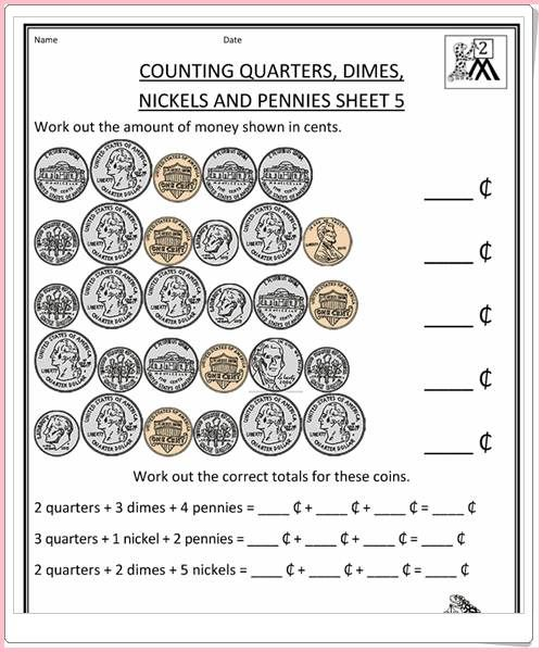 Money Activities For 2nd Grade (With images) | Money ...