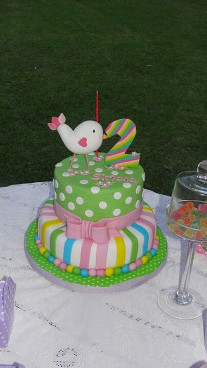 Torta infantil