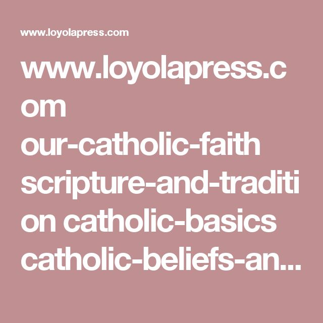 www.loyolapress.com our-catholic-faith scripture-and-tradition catholic-basics catholic-beliefs-and-practices corporal-and-spiritual-works-of-mercy