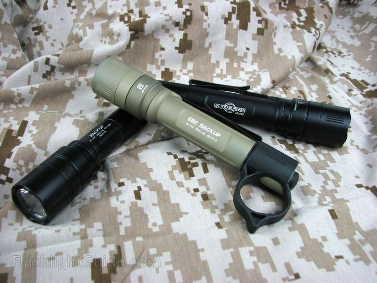 review of the costa switchback backup tactical flashlight ring designed for use with the surefire eb1t