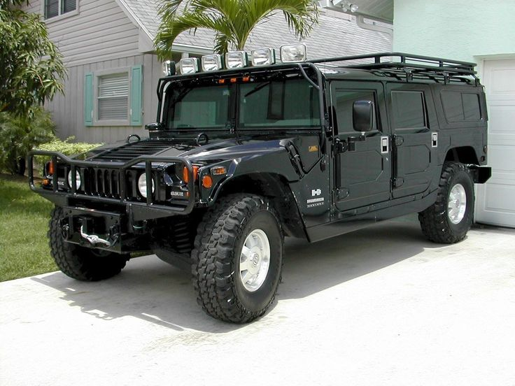 Hummer H1 Alpha Wagon - Hummer H1 - Wikipedia, the free encyclopedia