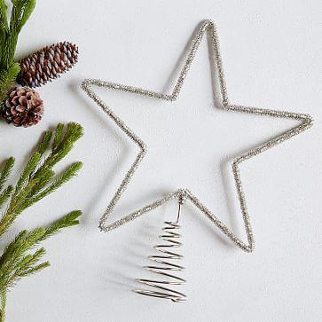 Star Tree Topper #westelm