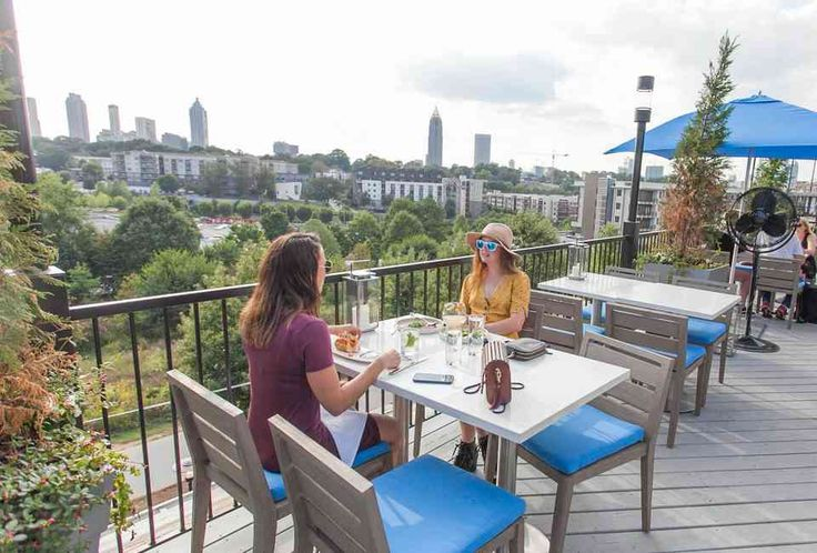 Best Rooftop Bars in Atlanta: Where to Drink With a View ...