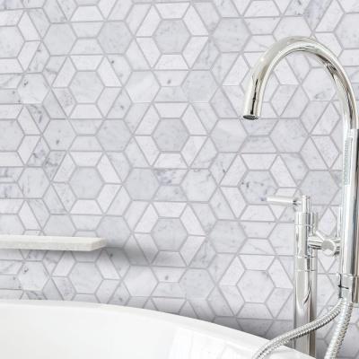 Best 25 Marble Mosaic Ideas On Pinterest