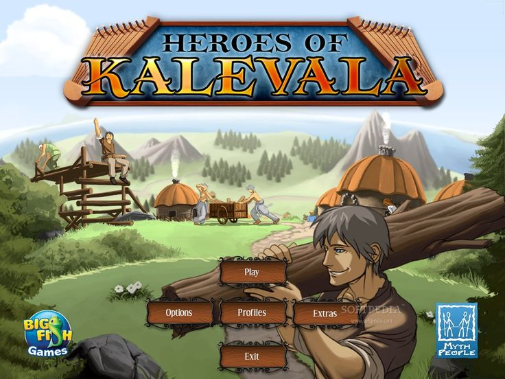 Heroes of kalevala match 3