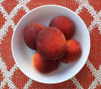 Grammie Time: Peach Blueberry Cobbler