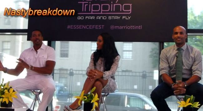 Nicole Ari Parker, Boris Kodjoe, Laz Alonso and Angela Simmons at Essence Festival [Video]- http://getmybuzzup.com/wp-content/uploads/2014/07/angela-simmons.jpg- http://getmybuzzup.com/nicole-ari-parker-boris-kodjoe-laz-alonso-angela-simmons-essence-festival-video/- Nicole Ari Parker, Boris Kodjoe, Laz Alonso & Angela Simmons on Traveling During the Essence weekend, there were many panels and seminar events going on. This particular one featured Nicole Ari Parker, Boris K