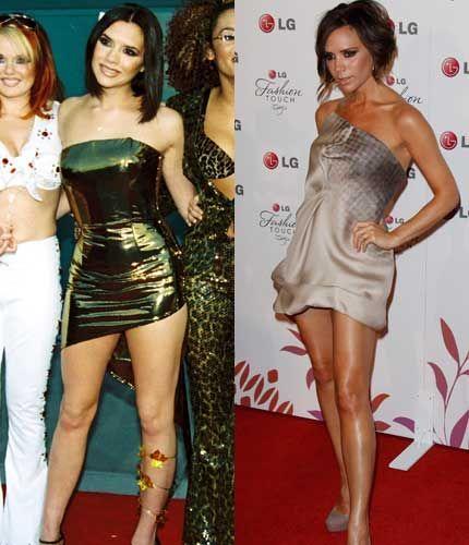 celebrity slim average weight loss