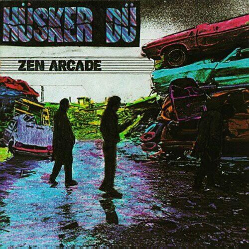 """#158. """"Zen Arcade""""  ***  Husker Du  (1984)"""