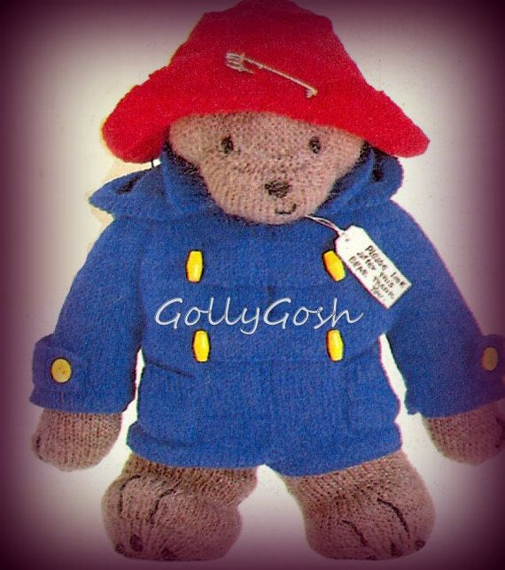 Amigurumi Paddington Bear : 8 best images about Paddington on Pinterest Coats, Free ...