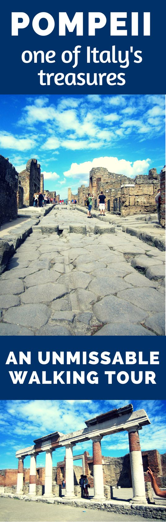 """Knowing the architecture and ancient ruins is just a short visit from Naples, we joined the 'Best Of"""" from Walks of Italy's collection of Pompeii tours."""