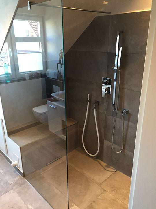 die besten 25 kleine dusche umbauen ideen auf pinterest master dusche gro e fliesen dusche. Black Bedroom Furniture Sets. Home Design Ideas